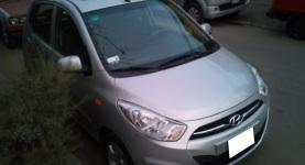 Hyundai I10 automático 2013