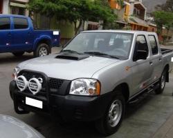 Nissan frontier plateado MT