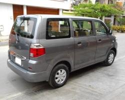 Suzuki APV Gris oscuro MT