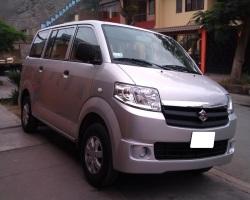 Suzuki APV Plateado MT