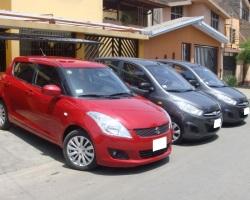 Suzuki Swift Rojo MT